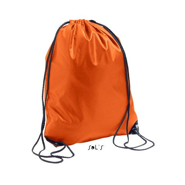 Gymnastikpose med navn - Orange