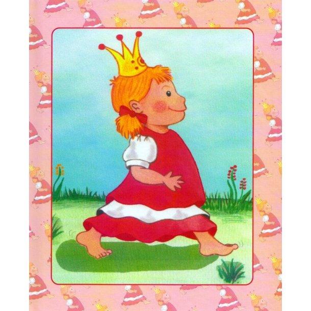 Babybog - barnets personlige bog til piger