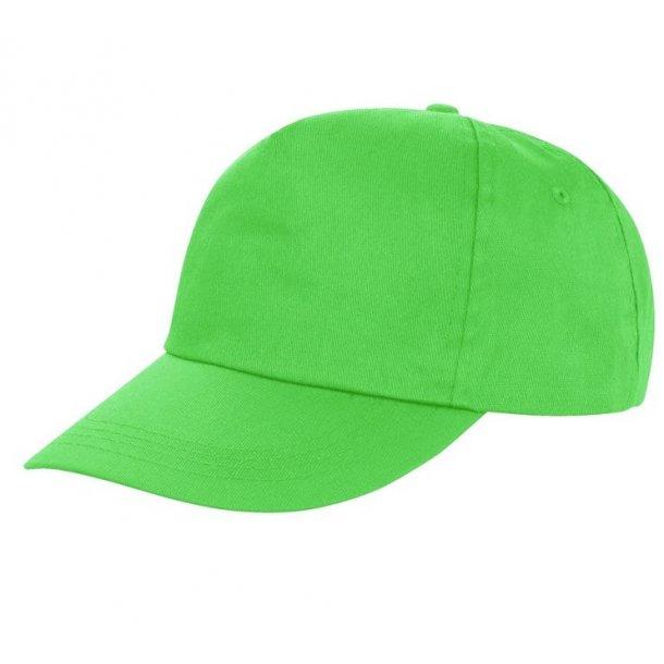 Cap til børn - Grøn