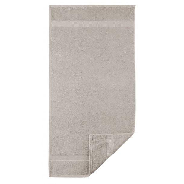Diamant håndklæde  - Grå