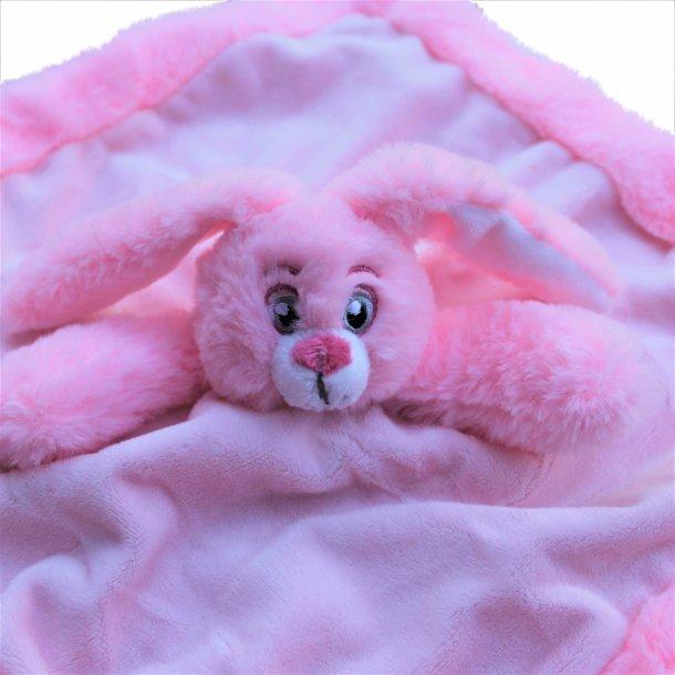 Sutteklud - My baby bunni kanin - Lyserød