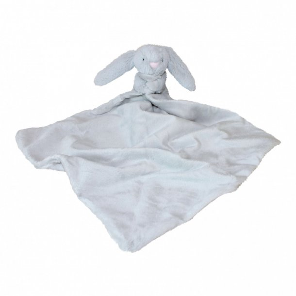 Jellycat - Bashful silver bunny soother nusseklud