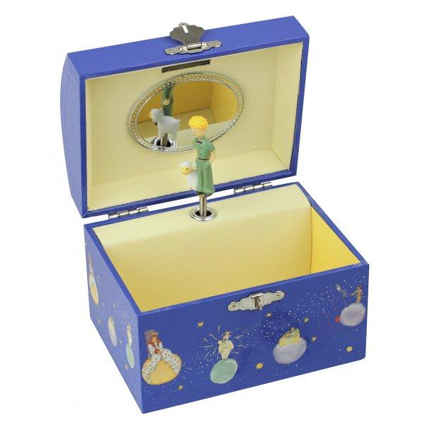 Sparebøsse/smykkeskrin med Den Lille Prins