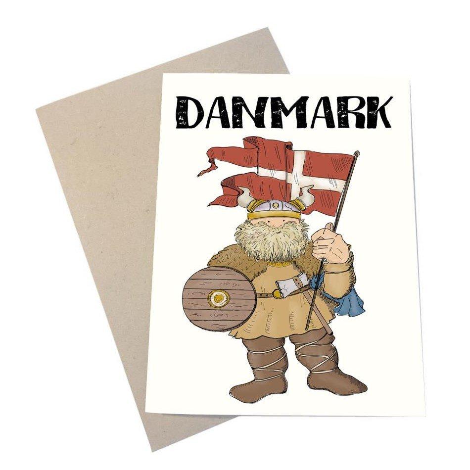 Tillykkekort - Viking Danmark