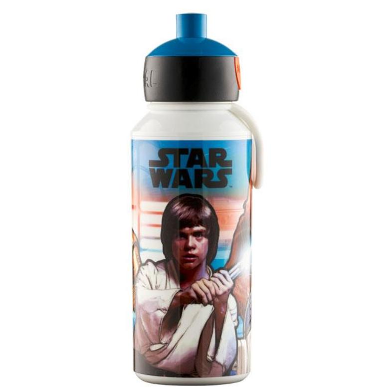 Drikkeflaske med navn - Star Wars