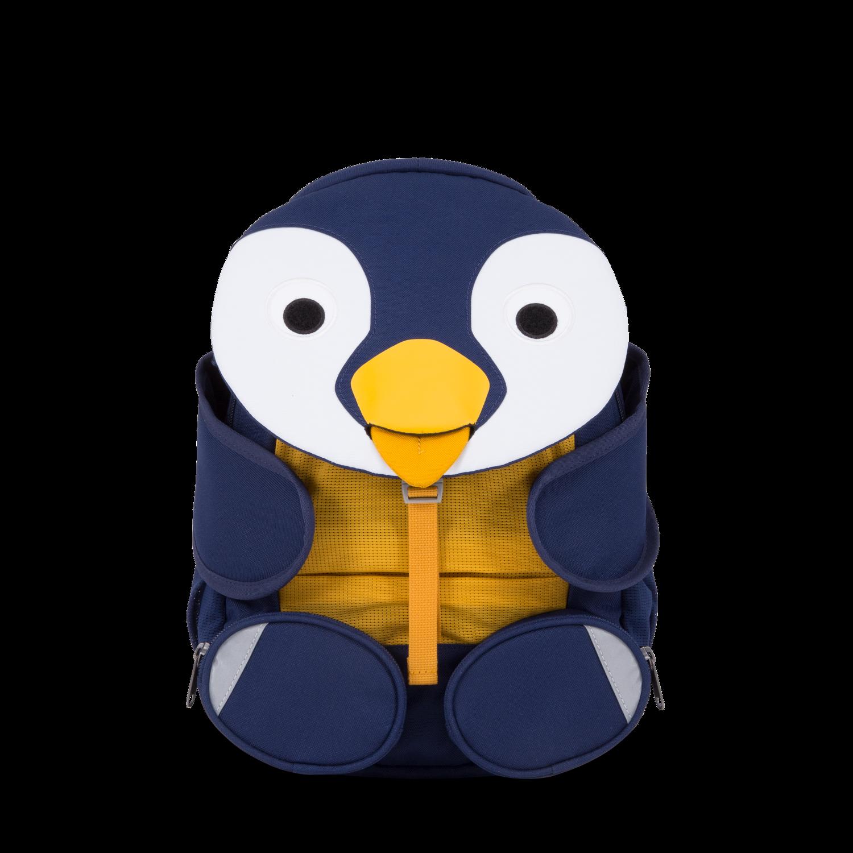 Rygsæk fra Affenzahn - Polly Pingvin - 8 liter