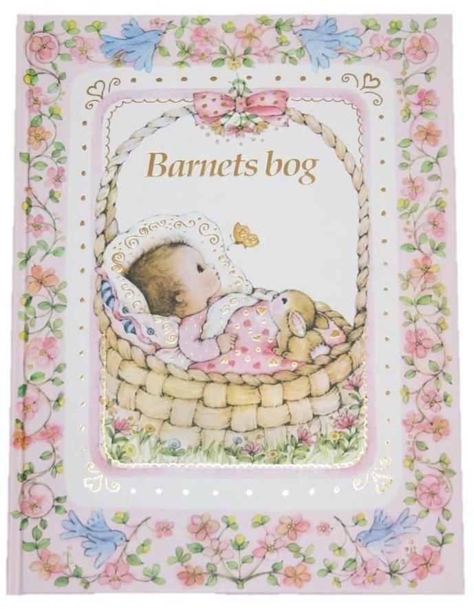 Barnets bog pige