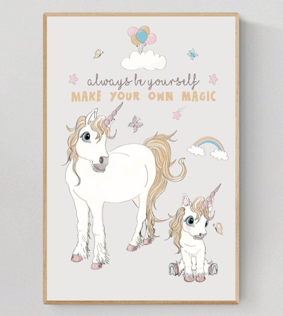 Plakat A3 - Always be yuorself