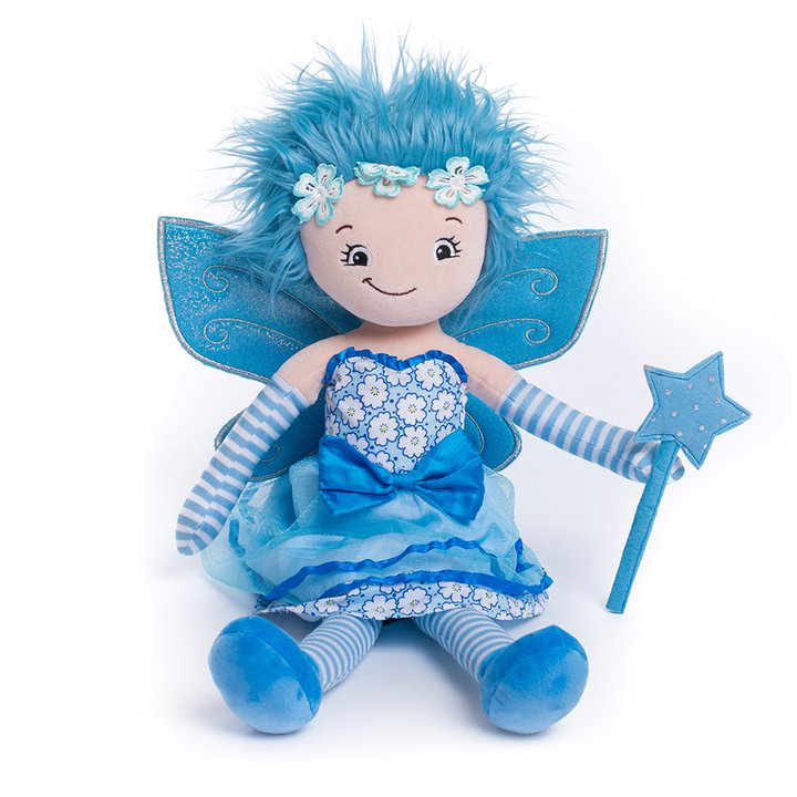 Dukke Blue Fairy - Cubbie