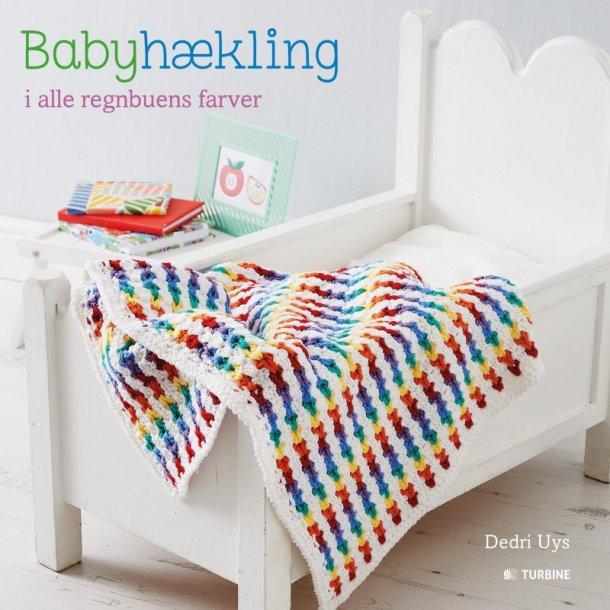 Babyhækling i alle regnbuens farver
