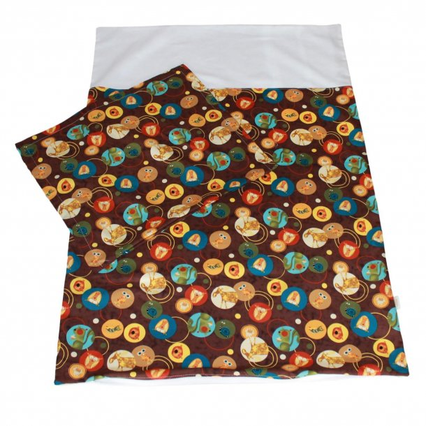 Babysengetøj - Retro brun