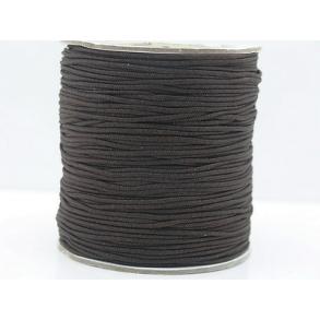 Polyestersnor 1,5 mm (fintvævet)
