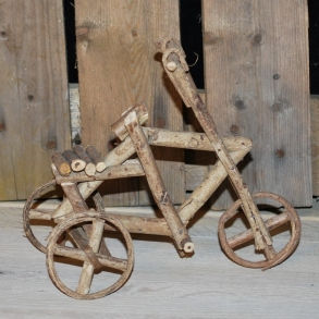 Stole, slæder, cykler m.m