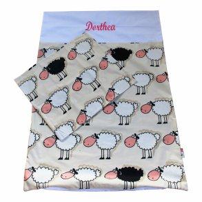 Sengetøj med navn - BABY
