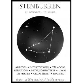 Plakater med stjernetegn