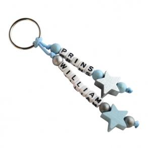 Nøgleringe med navn