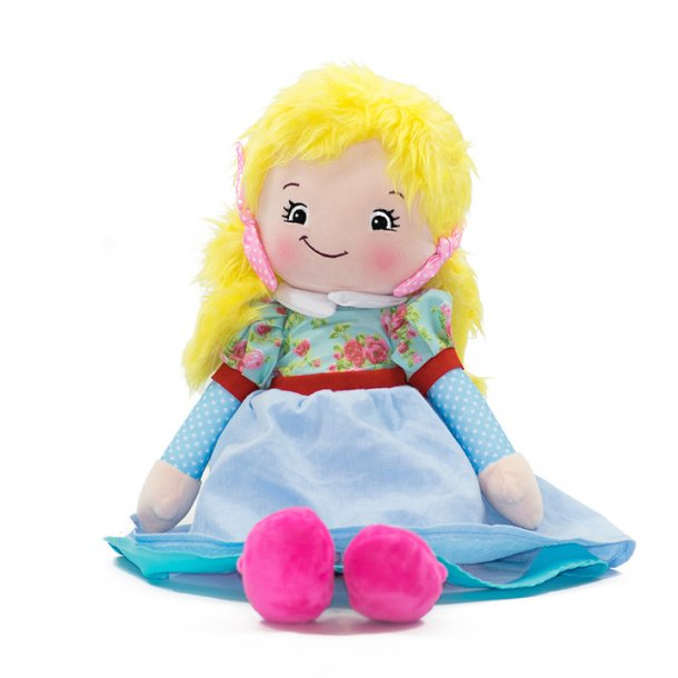 Dukke Blondie - Cubbie