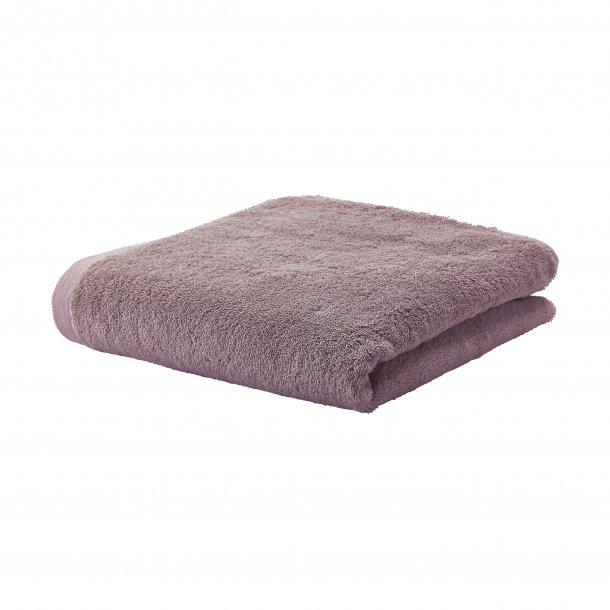 London håndklæde  - Støvet lilla
