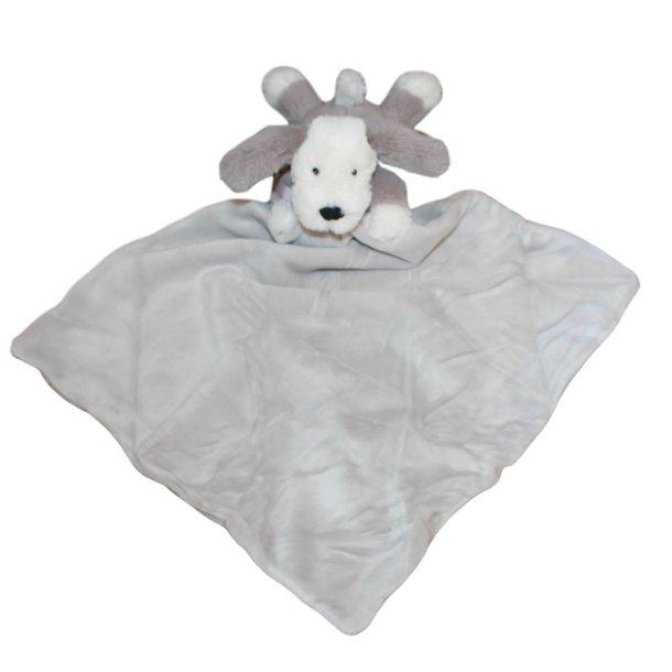 Jellycat Shooshu Puppy Soother nusseklud - Hundehvalp