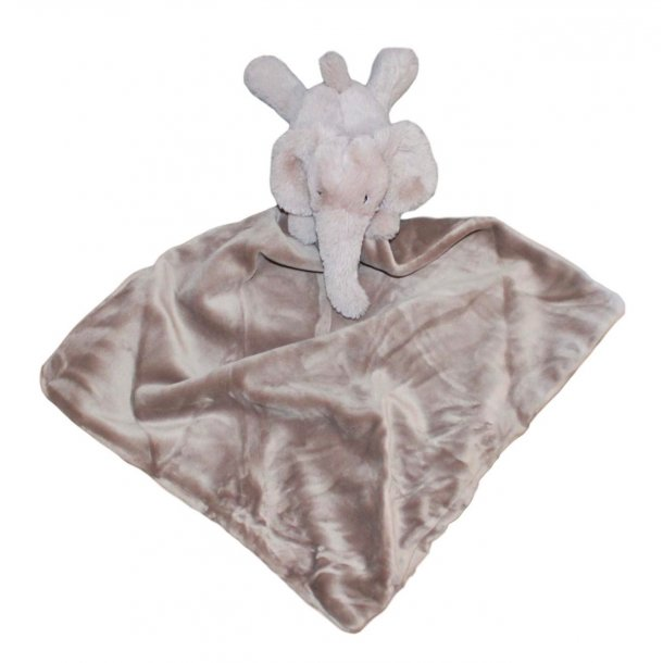 Jellycat Shooshu Elephant Soother nusseklud - Elefant