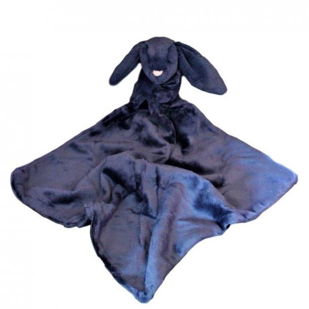 Jellycat Bashful Navy Bunny nusseklud - Kanin