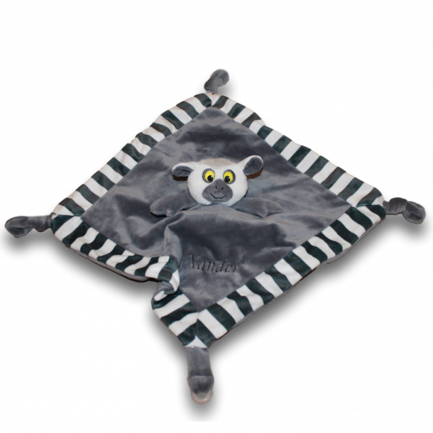 My Lemur - Sutteklud - Grå