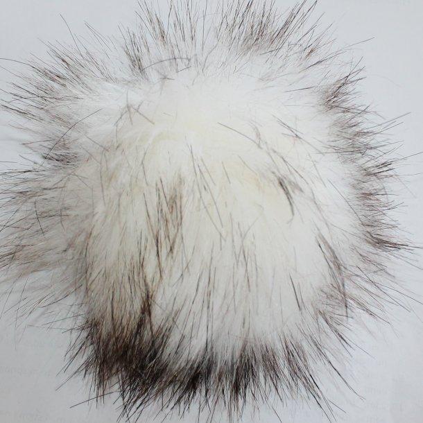 Pompom-sibirisk ræv - Acryl