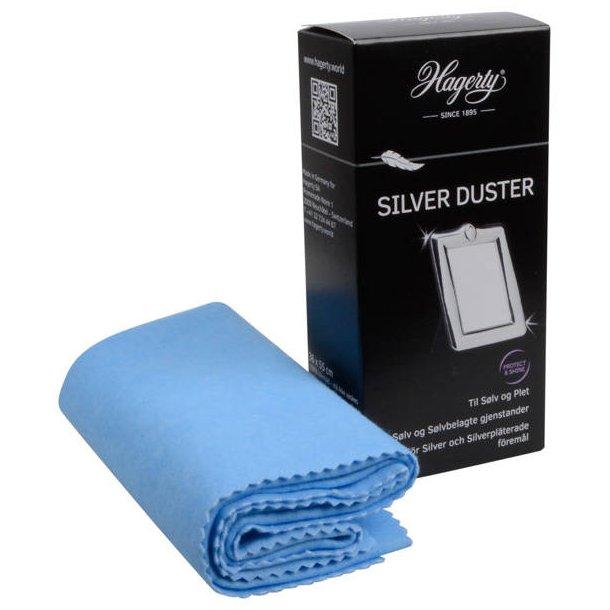 Pudseklud - Silver Duster til sølv og plet